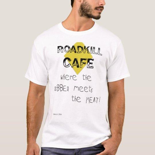 Camiseta Café de Roadkill