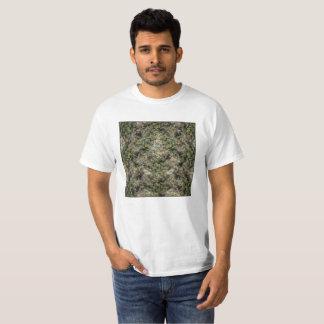 Camiseta caja verde