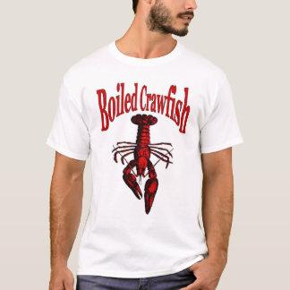 Camiseta Cajun hirvió cangrejos o los cangrejos