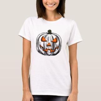 Camiseta Calabaza gigante - blanco