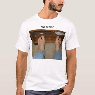 Camiseta ¿Calcetines conseguidos?