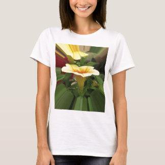 Camiseta Cálices de flor