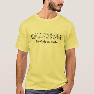 Camiseta California el Golden State