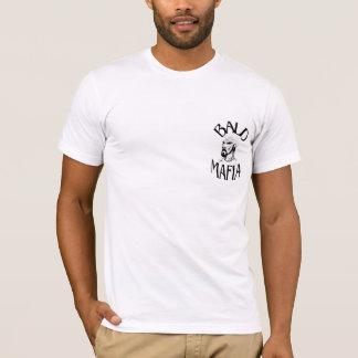 Camiseta calva de la mafia