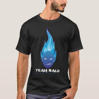 Camiseta calva del equipo