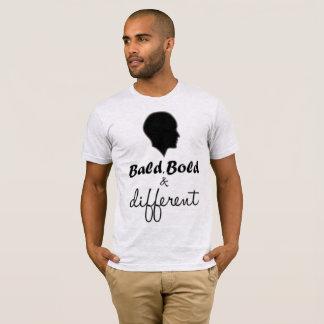Camiseta Calvo, intrépido y diferente