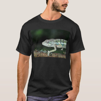 Camiseta camaleón de la pantera