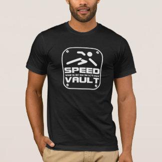Camiseta Cámara acorazada de la velocidad