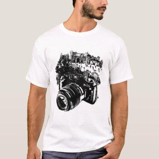 Camiseta Cámara del vintage
