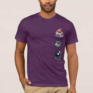 Camiseta Cámaras inmediatas preferidas de la foto