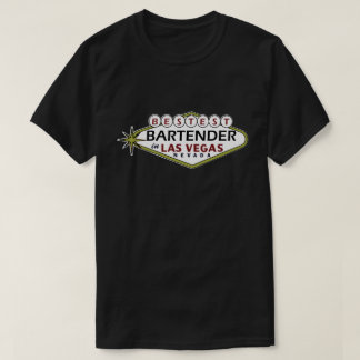 Camiseta Camarero de Las Vegas Bestest