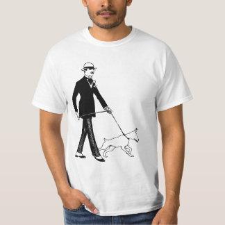 Camiseta Caminante del perro