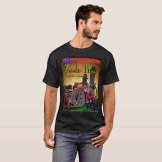 Camiseta Camino del zombi: Convoy de carnicería