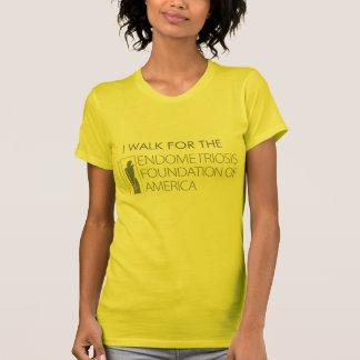 Camiseta Camino para el EFA