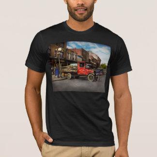 Camiseta Camión - aves de corral vestidas caseras 1926