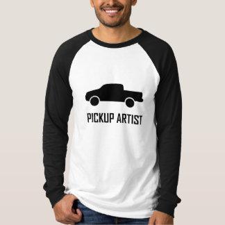 Camiseta Camión del artista de la recogida