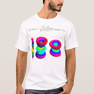 Camiseta camisa, armónicos esféricos
