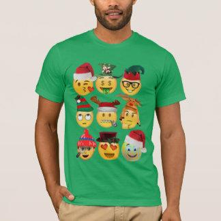 Camiseta camisa-diseño divertido de la colección del emoji