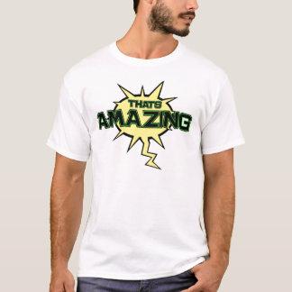 Camiseta ¡Camisa sorprendente!
