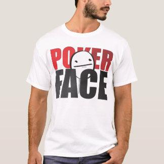 Camiseta ¡Camiseta de la cara de póker!