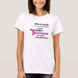 Camiseta ¡Camiseta del cáncer de pecho BRCA!