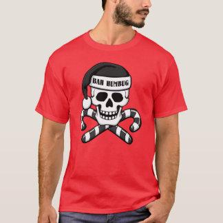 """Camiseta """"Camiseta del cráneo del embaucamiento de Bah"""""""