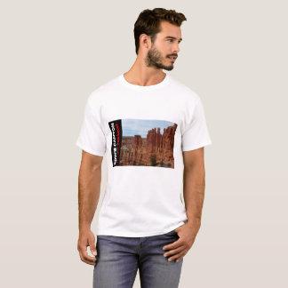 Camiseta ¿Camiseta del parque nacional de Bryce - Hoodoo le