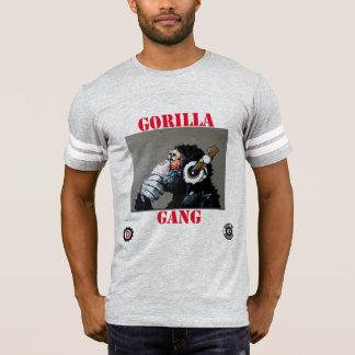 """Camiseta """"camiseta para hombre de la bola del pie del mono"""