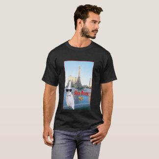 Camiseta ¡Camiseta para hombre del pájaro muy importante!