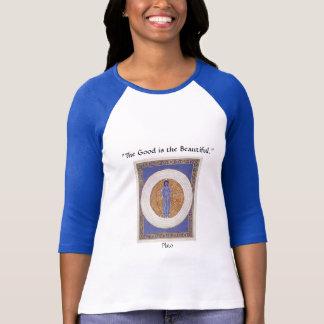 Camiseta camiseta/Platón