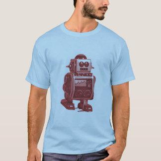 Camiseta ¡Camiseta roja del robot del juguete - original!