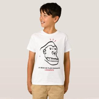 """Camiseta Camiseta: """"Triple !!!"""""""