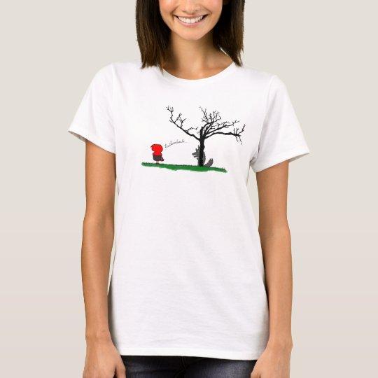 Camiseta camisetachicacaperucita