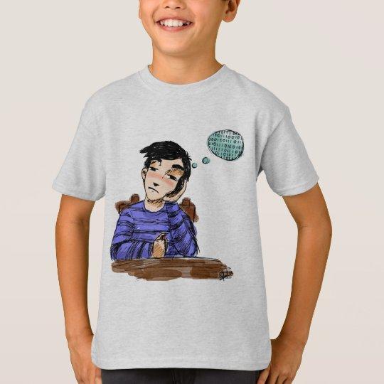 Camiseta camisetaniñoinformatico
