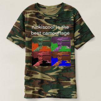 Camiseta camo