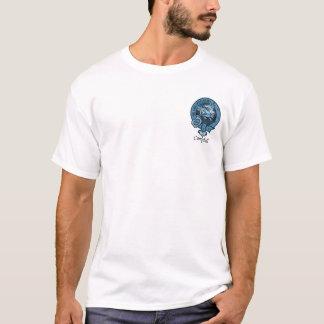Camiseta Campbell del escudo del clan de Breadalbane
