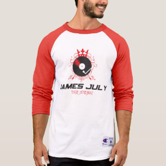 CAMISETA CAMPEÓN DE JAMES JULIO