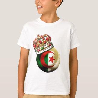 Camiseta Campeón del mundo de Argelia