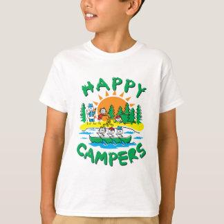 Camiseta Campistas contentos