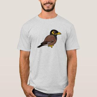 Camiseta Campo común Myna de Birdorable