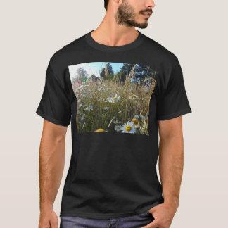Camiseta Campo de margaritas