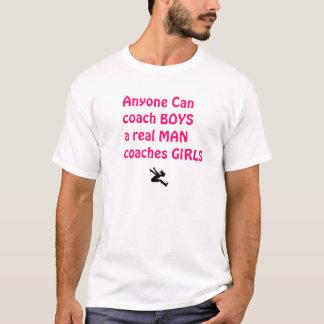 Camiseta Campo real del ADN de la Chica-Pista del coche de