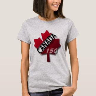 Camiseta Canadá; 150 años