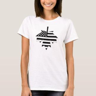 Camiseta Canadá, ocupado