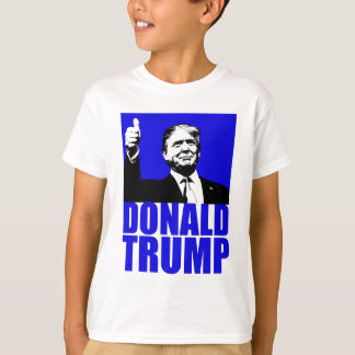 Camiseta Candidato presidencial de Donald Trump 2016