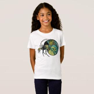 Camiseta Cangrejo de ermitaño