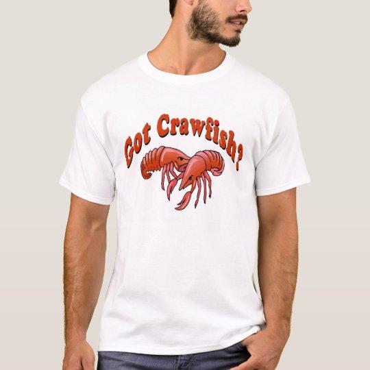 Camiseta ¿Cangrejos conseguidos?
