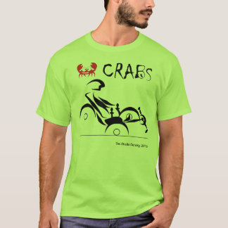 Camiseta CANGREJOS Trikes