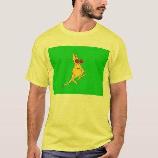 Camiseta Canguro del boxeo