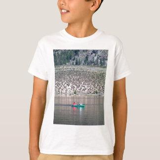 Camiseta Canoe el río de Similkameen adentro A.C., Canadá